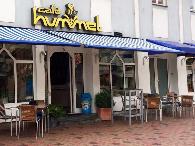 Café Hummel Feiern