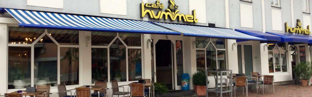 Café Hummel Bäckerei Konditorei Filialen