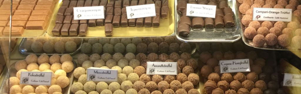 Café Hummel Bäckerei Confiserie